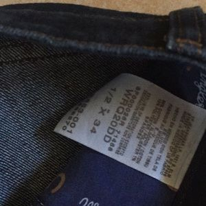 Jeans - Q baby by Wrangler no gap waistband
